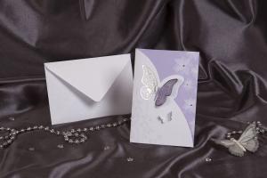 Сватбена покана 30041