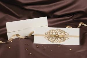 Сватбена покана 30095