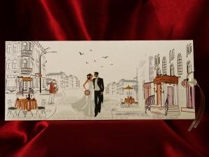 Сватбена покана 0447