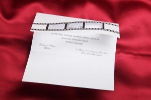 Сватбена покана 60235