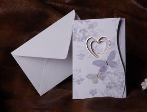 Сватбена покана 60308