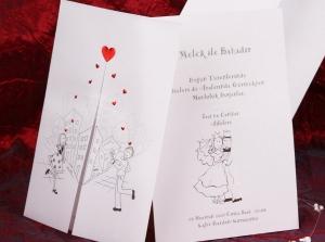 Сватбена покана 70733