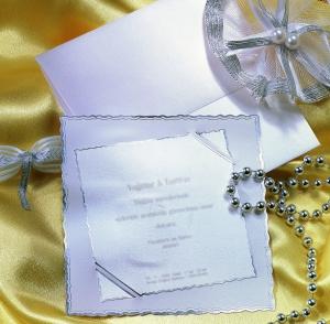 Сватбена покана 70756