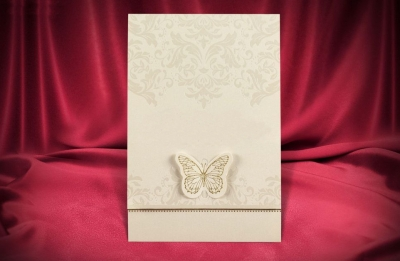 Сватбена покана 2692