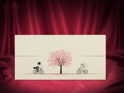 Сватбена покана 2714