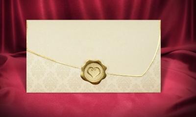Сватбена покана 2715