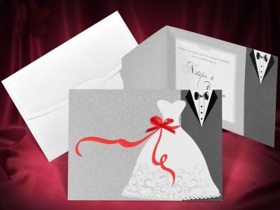 Сватбена покана 2739