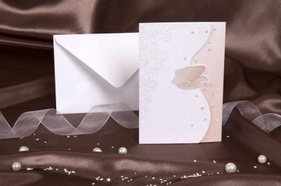 Сватбена покана 30035