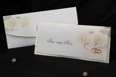 Сватбена покана 50518