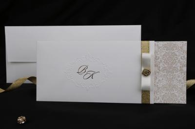 Сватбена покана 50519