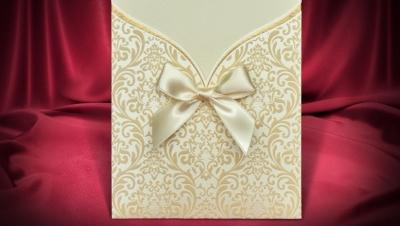 Сватбена покана 5471