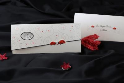 Сватбена покана 60229