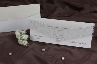 Сватбена покана 60265