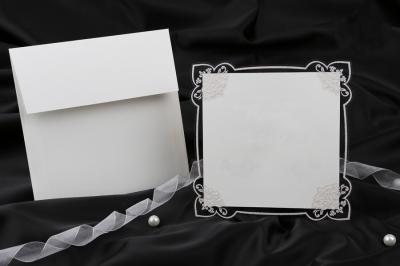 Сватбена покана 60266