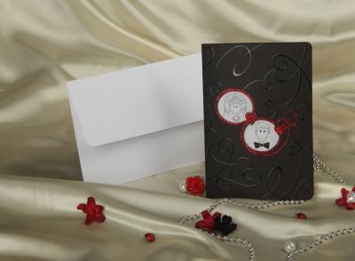 Сватбена покана 60323