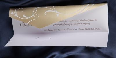 Сватбена покана 70716