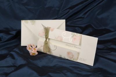 Сватбена покана 70721